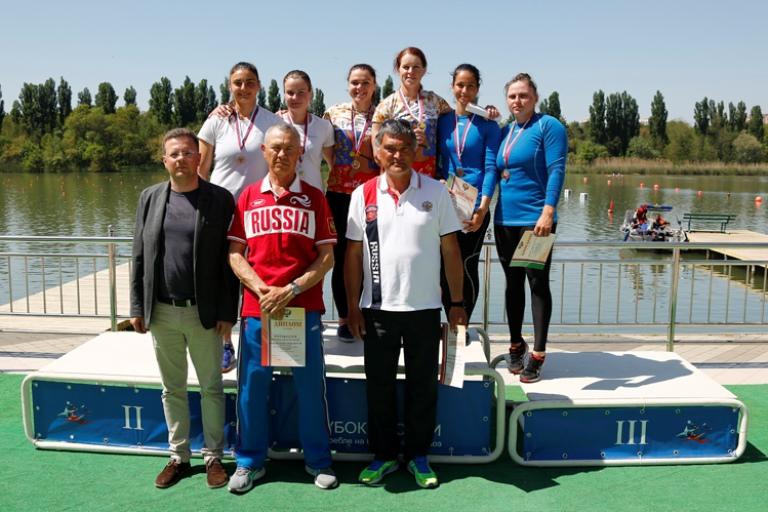Серебро изолото Кубка Российской Федерации вкопилке архангельской спортсменки