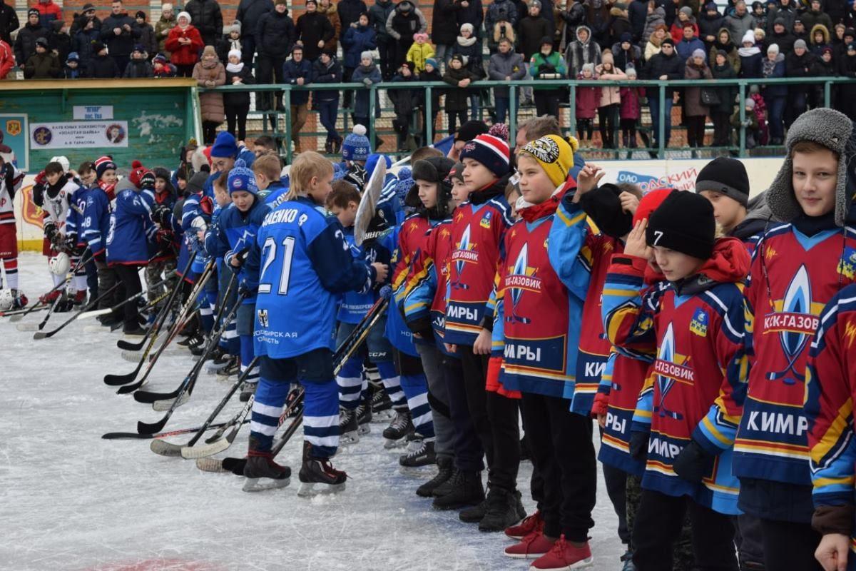 Команда «Газовик» из Кимр завоевала золото всероссийского турнира