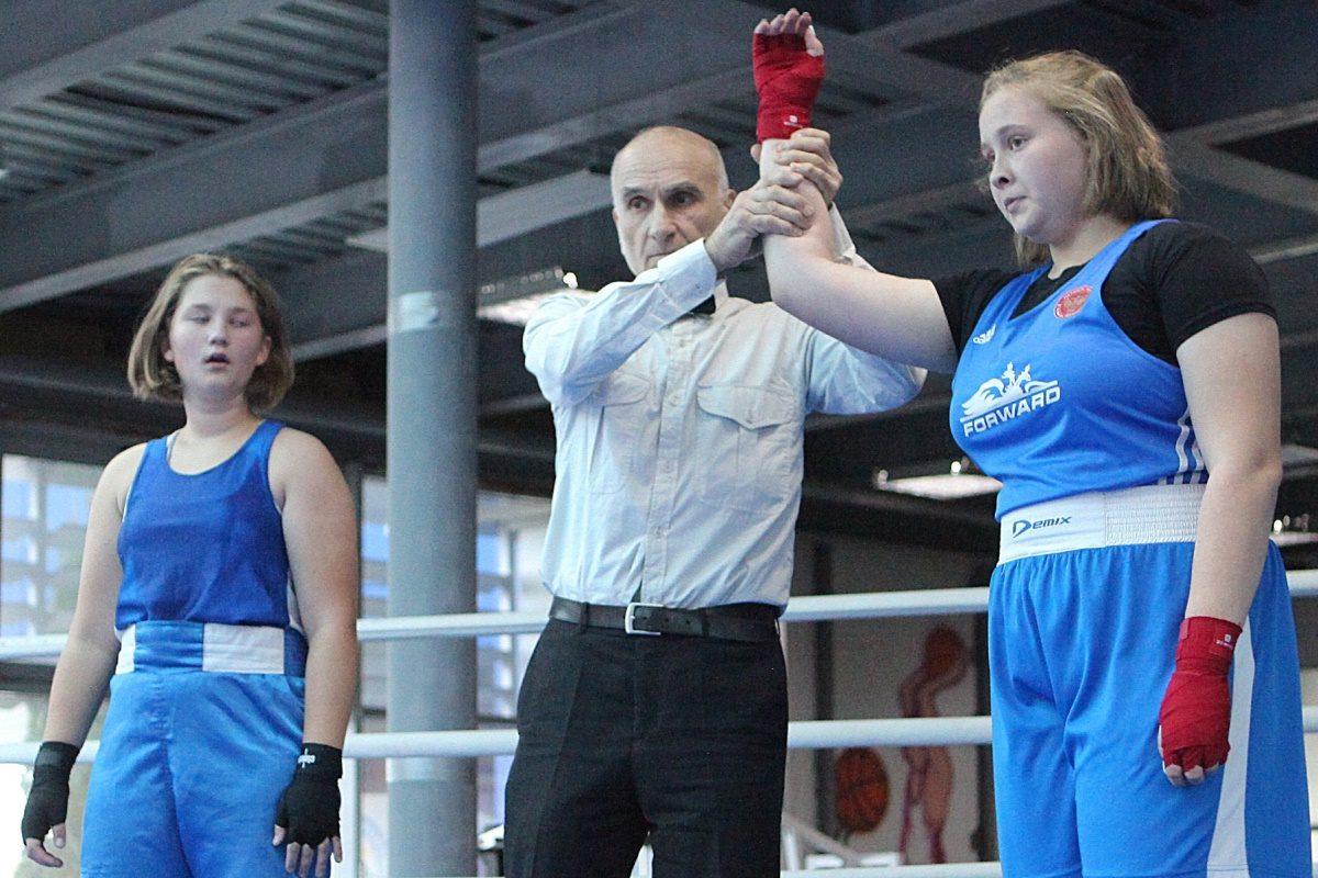 В Дубне прошел открытый турнир по боксу на призы главы города М.Н. Данилова