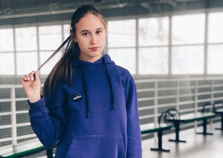 Воспитанница кимрской школы легкой атлетики Софья Журавлева поднялась на пьедестал первенства ЦФО